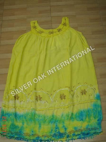 U-Neck Dress