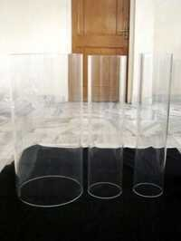 Acrylic Transparent Tubes