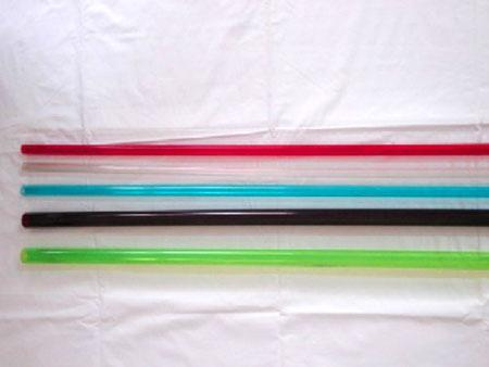 Colored Acrylic Rods