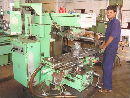 BFW Milling Machine Components