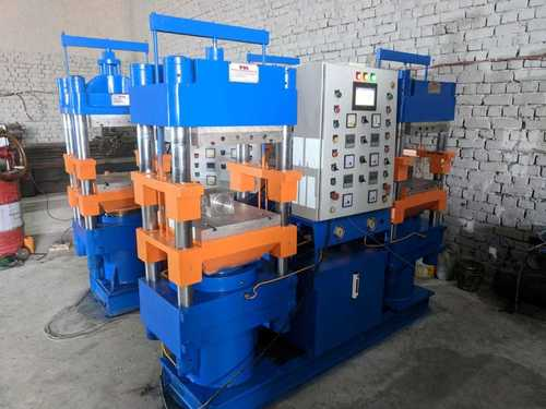 Hydraulic Rubber Moulding Press - 1D2S