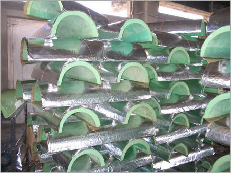 Phenolic Foams Pipe Section