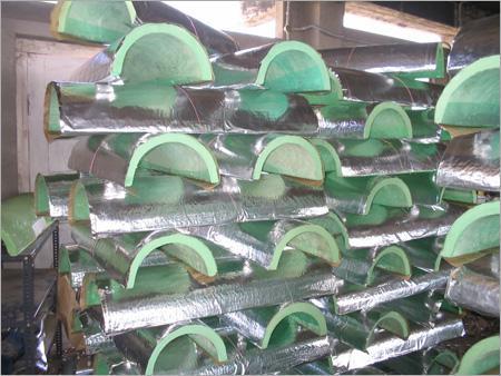 Phenolic Foams Pipe Section
