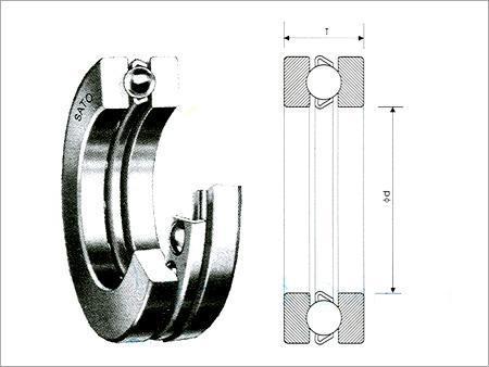 Thrust Type Clutch Release Bearing