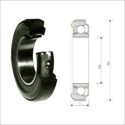 Clutch Release Bearing - Angular Contact