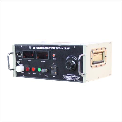 Portable DC High Voltage Test Set