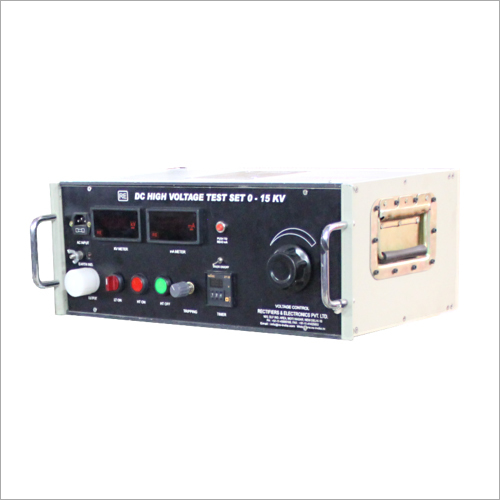 Portable DC High Voltage Test Set