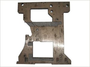 Machined Cast Iron Castings