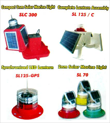 Solar Marine Light, LED Lantern, Marine Lanterns