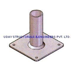 Base Plate Height: 600 Millimeter (Mm)