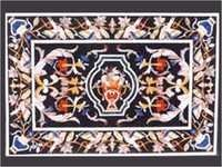 Design Floral Marble Inlay