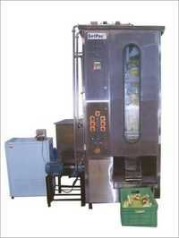 Double Head Pouch Filling Mechanical Machine