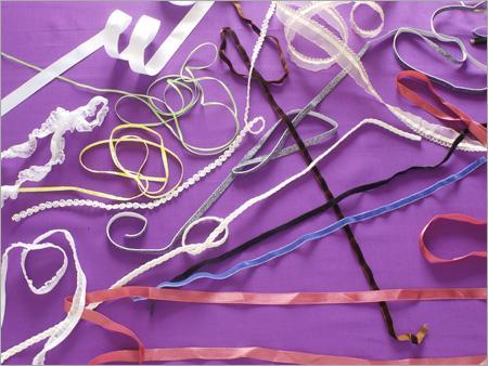 Velvet Tapes and Satin Ribbons