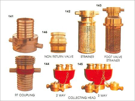 Fire Fighting Suction Fittings