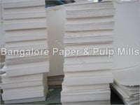 Cotton and PP Filter Paper & Pulp