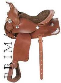 Prima Show Saddle