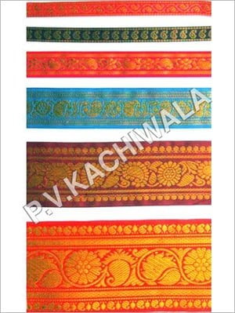 Gold Zari Fabric