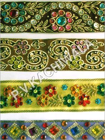 Stonework Laces