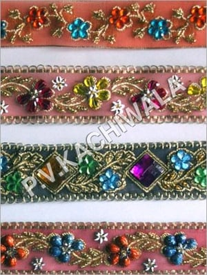 Beaded Laces