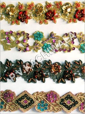 Sequin Laces