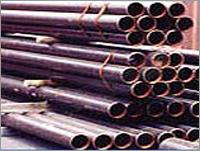 Black & Galvanised Steel Tubes
