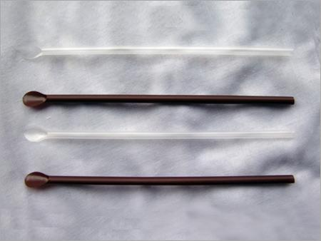 Flexible Spoon Straws