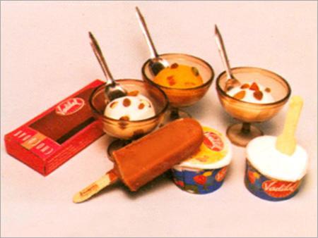 Guar Gum Use in Frozen dessert Industry