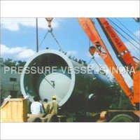 Nitrogen Receiver Vessels