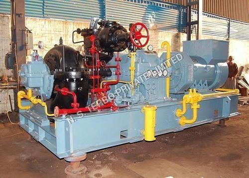 Multi Stage Steam Turbine