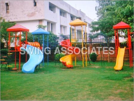 Kids Multi Playground Slides