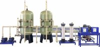 RO 6000 LPH Industrial  Commercial Plant