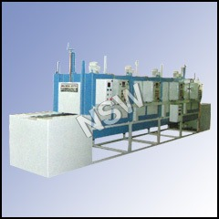 Electrically Heated Conveyor Oven