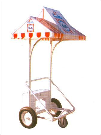 Plastic Box Carrying Trolley