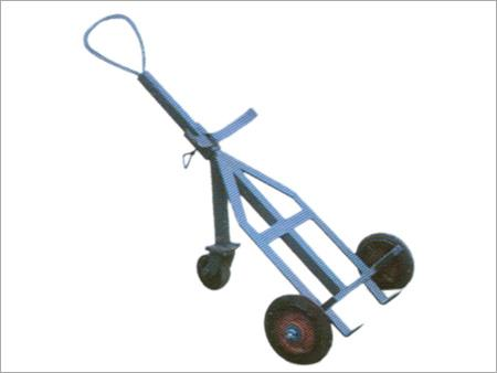 Three wheel Drum carrying Trolley