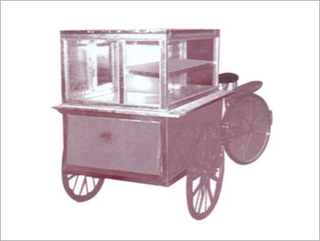 Burger Trolley