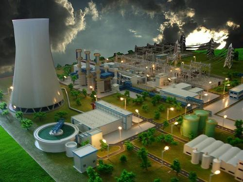 Gasification Plant Model