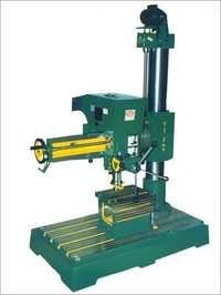 Radial Drilling Machine Profile