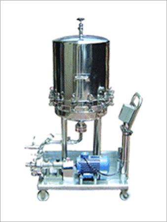 Liquid Section - Filter Press