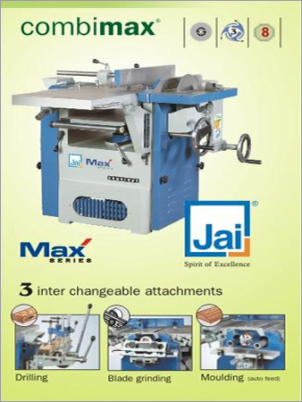 Exporter Of Woodworking Machinery From Ahmedabad By Jai Industries