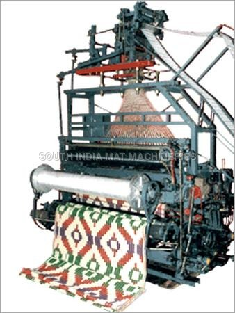 Polypropylene Mat Loom Machine