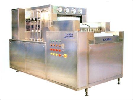 High Speed Linear Vial Washing Machine