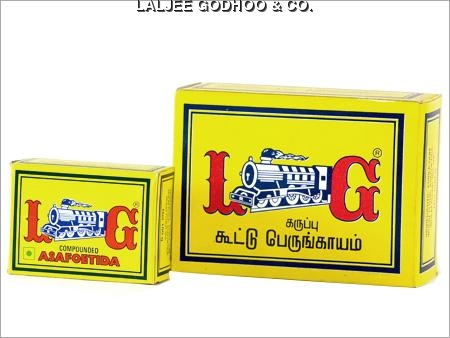 Lump Compounded Asafoetida