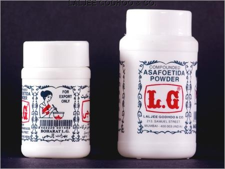 Powdered Compounded Asafoetida