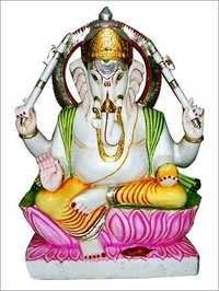 Ganesh ji in Marble