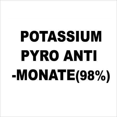 Potassium Pyroantimonate