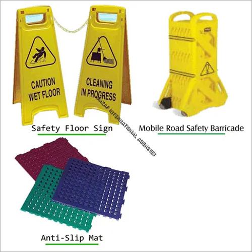 Floor Safety Sign