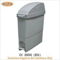 Feminine Hygiene Bin