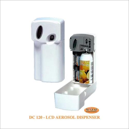 DC-120 LCD Aerosol Dispenser