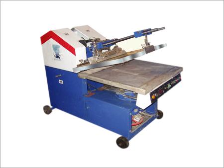 Semi Automatic UV Coating Equipment