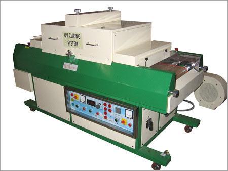 UV Curing Equipment for PVC  Profiles